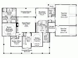 Plan 51762hz Budget Friendly Modern Farmhouse With Bonus 2200 Sq 2200 Sq Ft House Plans