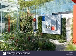 Garden Design For Visually Impaired Rnib Stock Photos Rnib Stock Images Alamy