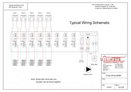 ultimate underfloor heating supply installation and maintenance 6 wiring schematics