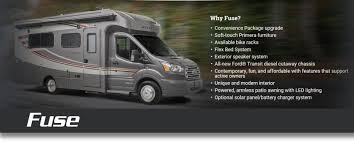 winnebago fuse motorhomes for 2016 winnebago fuse motorhome