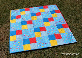 april showers color block quilt by mucho xoxo | Project | Quilting ... & april showers color block quilt front Adamdwight.com