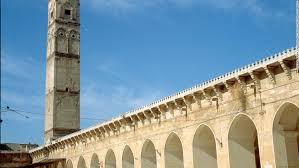 famous ancient architecture. A World Heritage Site Originally Built In 715 By The Umayyad Dynasty, Ranking It Among Famous Ancient Architecture