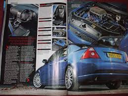 ST220 on TB's in Fast Ford - Mondeo ST Related Discussion - Mondeo ...