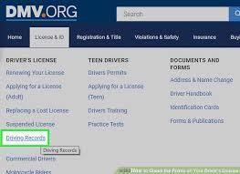 Site search dmv teen