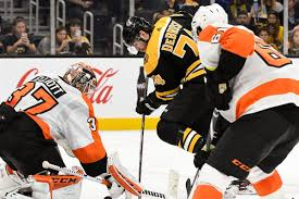 Preview Slumping Bruins Host Flyers In Their Only Matchup