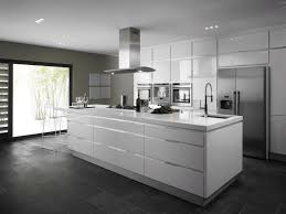 Wonderful Modern White Kitchens Ideas 25 Only On Pinterest For Simple