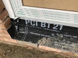 Abdichtung Bodentiefe Fenster U Haustür Bei Verblendmauerwerk