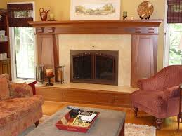 craftsman style cabinets around fireplaces craftsman style cabinet doors