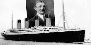 Die Titanic war ihr Schicksal