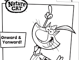 Small Picture Nature Cat Coloring Pages Coloring Pages