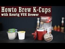 keurig vue vs k cup. Exellent Keurig Solofill V2 Review  How To Use Keurig KCups In The VUE Coffee Maker Intended Vue Vs K Cup V