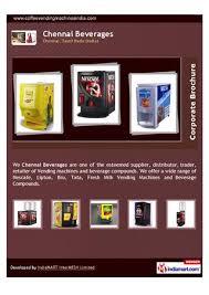 Lipton Coffee Vending Machine Awesome 48 Option Nescafe Coffee Vending Machines By