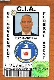 Id Cards Identification Black Ops Fi Cia Sci Corporation Umbrella Fake Art
