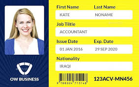 Photo Id Template Free Download Sample Of Id Card Template Optional Latest Depict Alpine 3 New