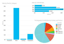 Power View Pie Chart Ebook Chapter 5 Of Bi Solutions Using Ssas Tabular Model