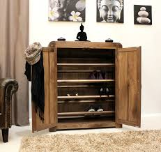 shoe storage furniture for entryway. strathmore solid walnut home furniture hallway shoe storage cabinet cupboard rac for entryway g