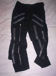 What to do with bondage pants