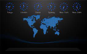 World Clock Wallpapers - Top Free World ...