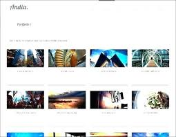 Video Gallery Template Free