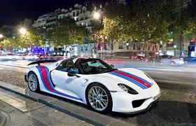 918 spyder white. a918pi u2013 white porsche 918 spyder martini racing by sebastien cosse
