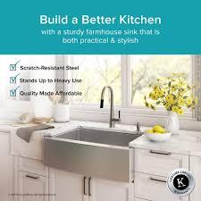 Updated Stainless Steel Kitchen SinksHome Design StylingFarmhouse Stainless Steel Kitchen Sink
