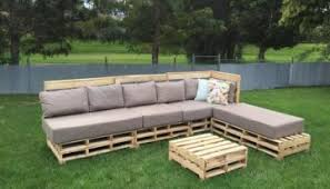 garden furniture with pallets. Patio Pallets Made Seating With Coffee Table Garden Furniture