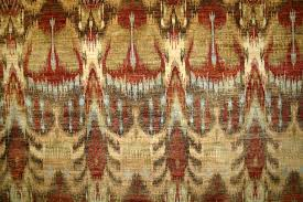 ikat area rug orange white plush striped rugs wayfair runners yellow round indoor outdo flooring cool and chic design for your living space art
