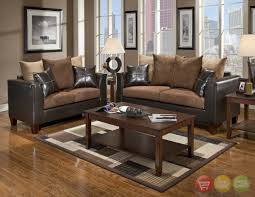 Living Room Color For Brown Furniture Brown Living Room Chairs Winda 7 Furniture