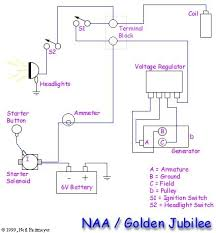 wiring diagram yesterday s tractors this help any