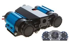 on board air compressor. arb on-board high-performance 12v twin air compressor on board i