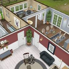 sims freeplay houses sims house plans