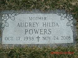 Audrey Hilda Powers (1937-2008) - Find A Grave Memorial