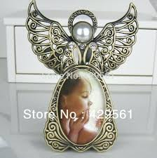 angel wing photo frame golden baby gold picture frames kids wings in from home garden on angel wing photo frame