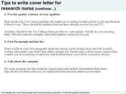 Cover Letter For Nurse Manager Nurse Sample Cover Letter Cover