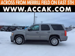 Grey Chevrolet Tahoe In Alaska For Sale ▷ Used Cars On Buysellsearch