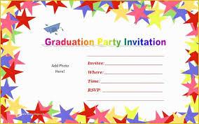 Preschool Graduation Announcements Free Printable Preschool Graduation Invitation Templates Of