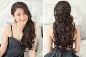 Lehké účesy Z Kadeří Vlasy S Kudrlinky Krásné A Originální Možnosti