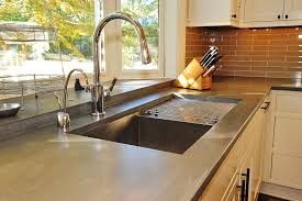 awesome polished concrete countertops bluestone polished concrete countertops