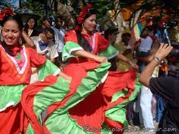best afro caribbean traditional wear images  traditional dancers in the n republic