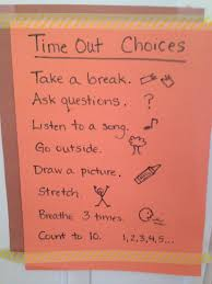 Time Out Chart For Toddlers Timeout Learned Happiness