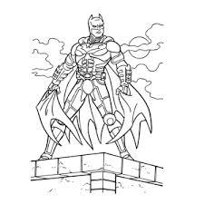 Coole Batman Kleurplaten Leuk Voor Kids