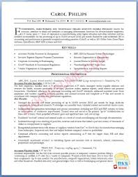 Gallery Of Account Payable Resume Samples
