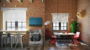 Attractive Loft apartment with an interior design made by Paul Vetrov -  HomeWorldDesign (1)