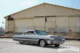 1964 Chevrolet Impala Convertible - Dedicated Rag