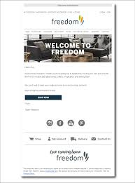 welcome email template welcome emails how to build trust with new subscribers coschedule