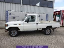 TOYOTA Landcruiser 75 4.2 D #63208 - used, available from stock