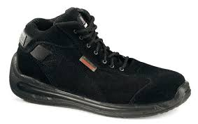 Mechanical <b>protection</b> safety shoes / S3 / <b>leather</b> / <b>PU</b> ...