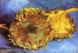vincent van gogh two cut sunflowers
