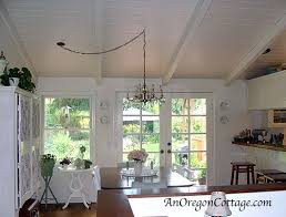 dining room swag light79