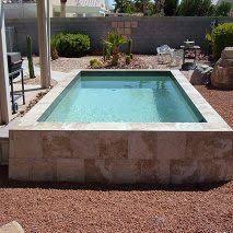 Deck Swimming Pools Above Ground Lap Pools New House Ideas